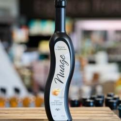 Liqueur à base de crème et de Calvados  18% 50 cl