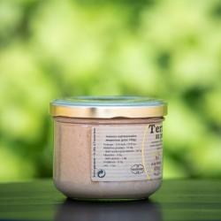 ingrédients pour la Terrine de foie au Pommeau de Normandie 190g
